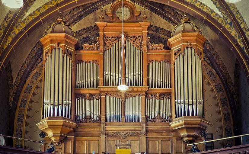 Soorten van Kerkelijke Orgels